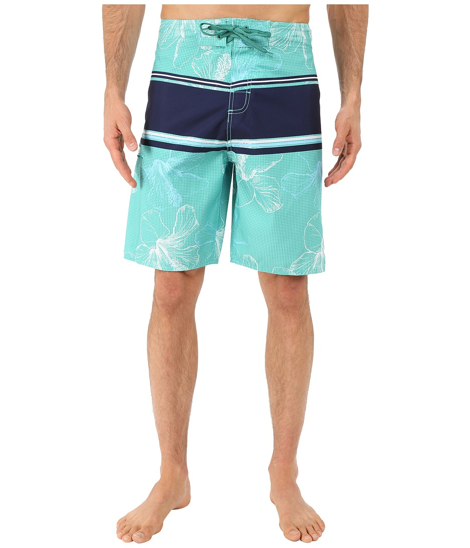 Body Glove - Ocean Ave Boardshorts (Atlantis) Men's Swimwear