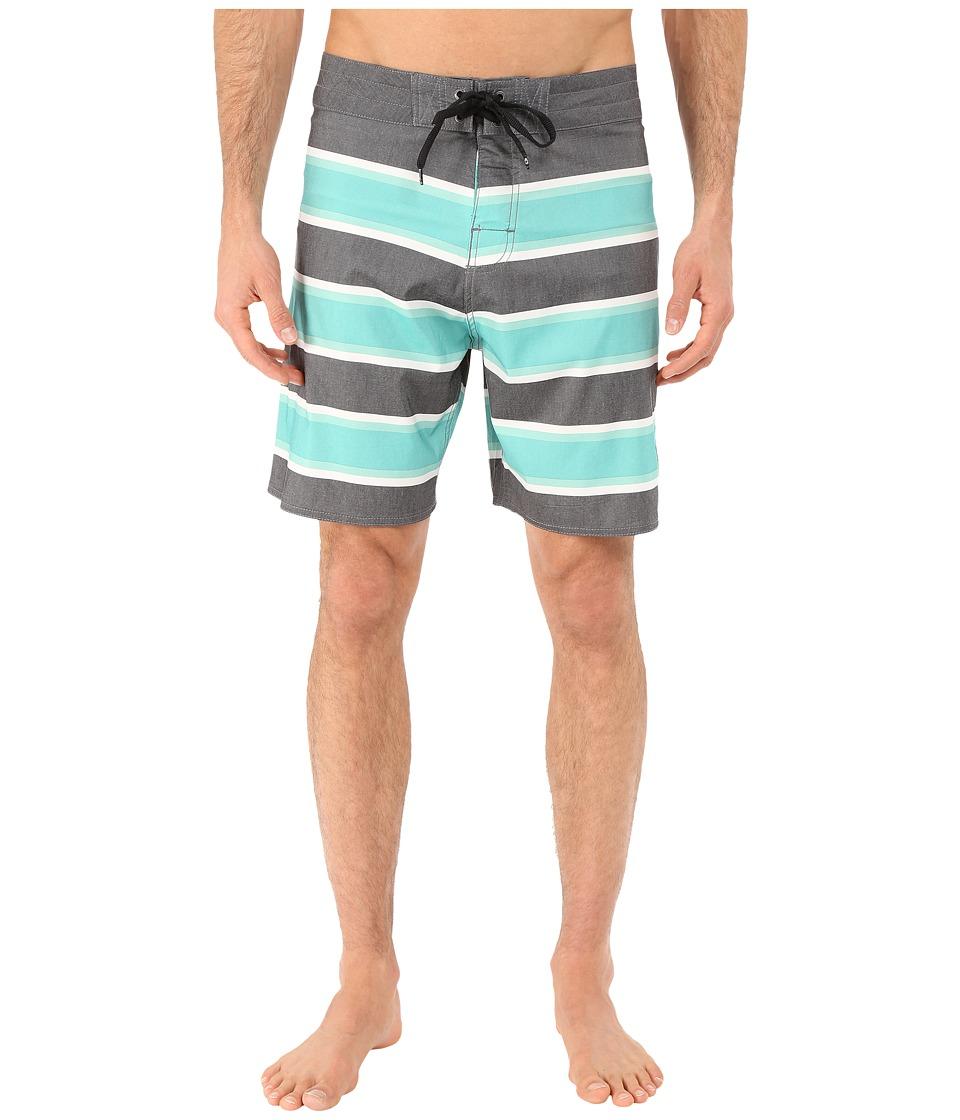 Body Glove - Fairlane Boardshorts (Black) Men's Swimwear