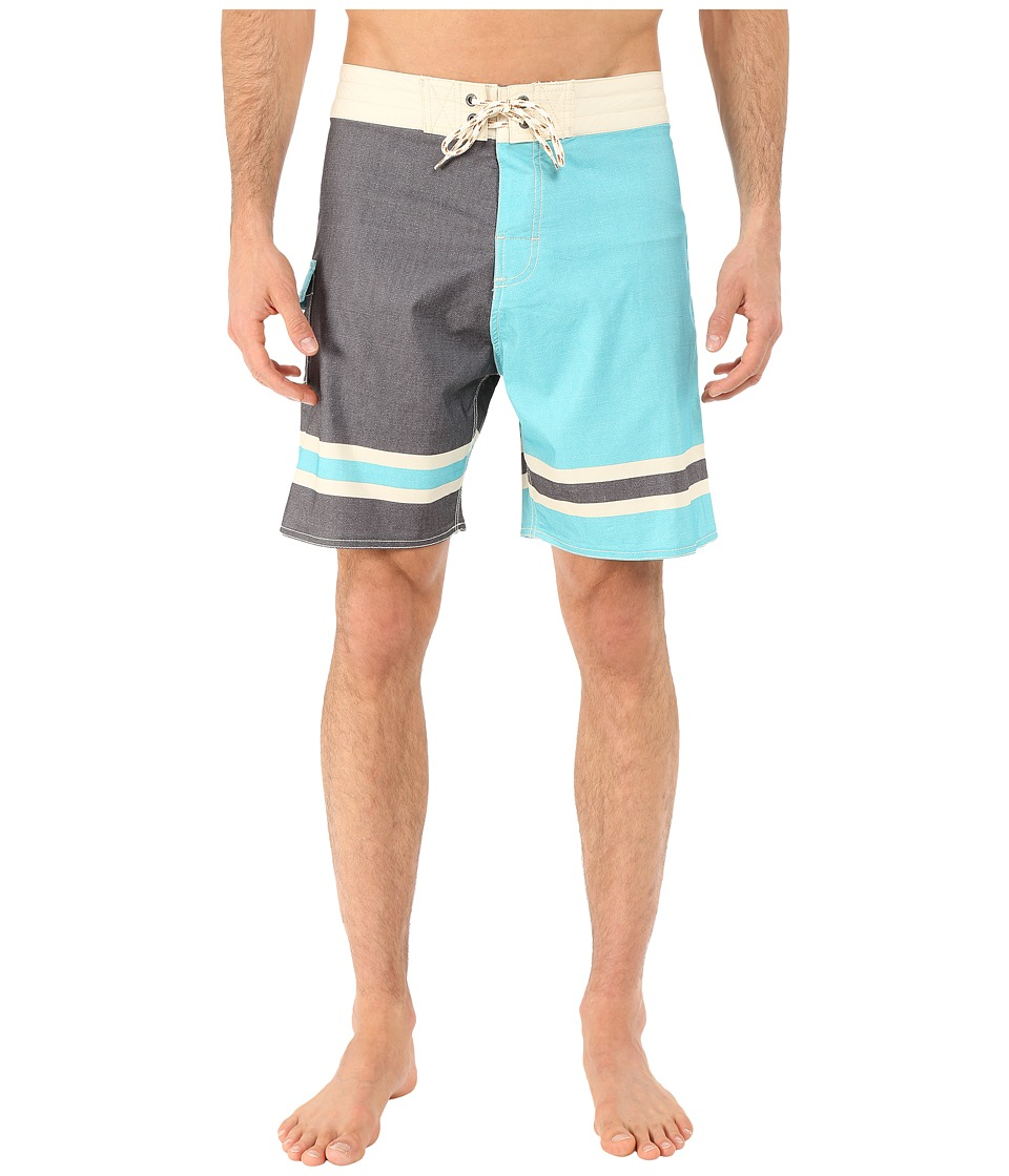 Body Glove - Riveria Boardshorts (Black) Men's Swimwear
