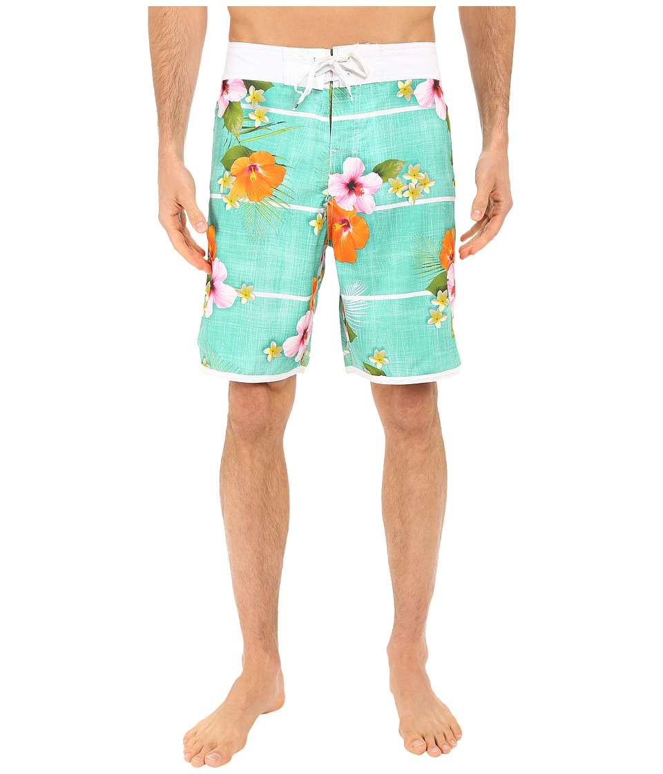 Body Glove - Brasilia Boardshorts (Atlantis) Men's Swimwear