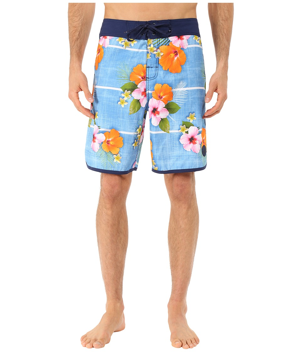 Body Glove - Brasilia Boardshorts (Blue) Men's Swimwear