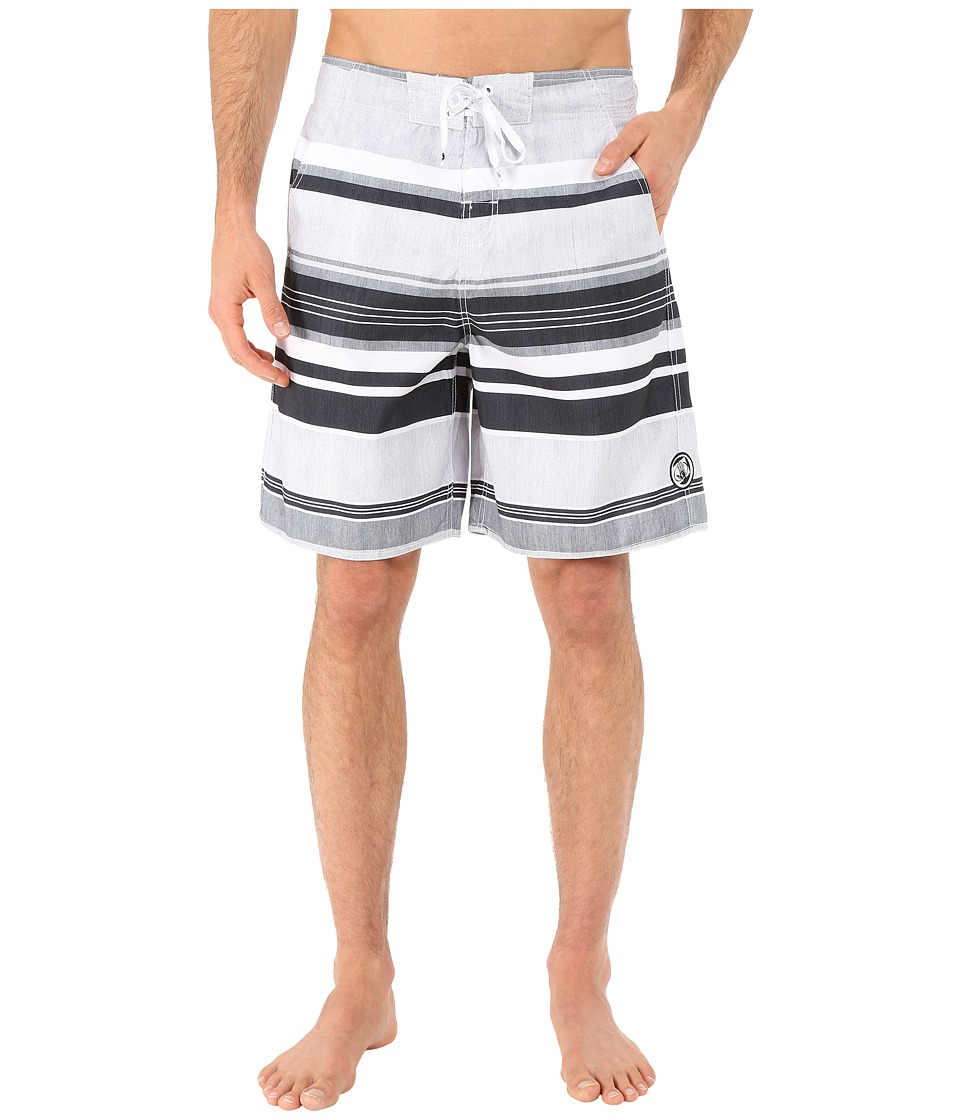Body Glove - Mr. Easy V-Boardshorts (Black) Men's Swimwear