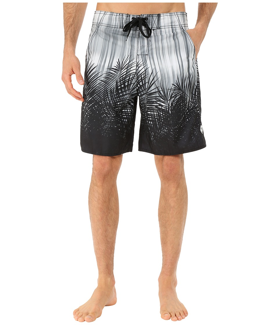 Body Glove - Ferndale V-Boardshorts (Black) Men's Swimwear