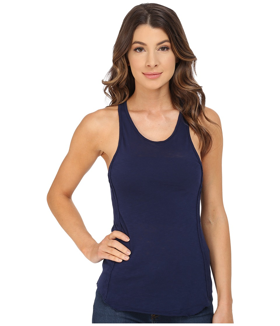 LAmade - Uno Tank Top (Midnight) Women's Sleeveless