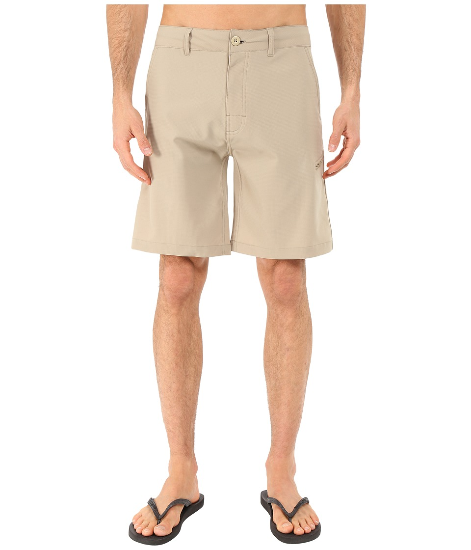 Body Glove - Amphibious Versatile Boardshort (Khaki) Men's Swimwear
