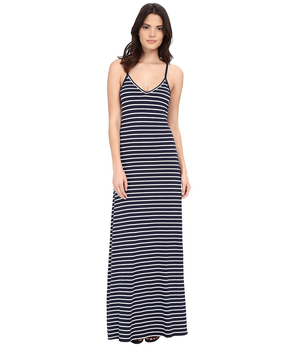 LAmade Laly Cami Dress (Navy/White) Women