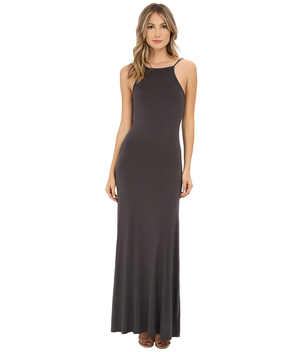 LAmade - Lizzie Maxi Dress (Raven) Women's Dress