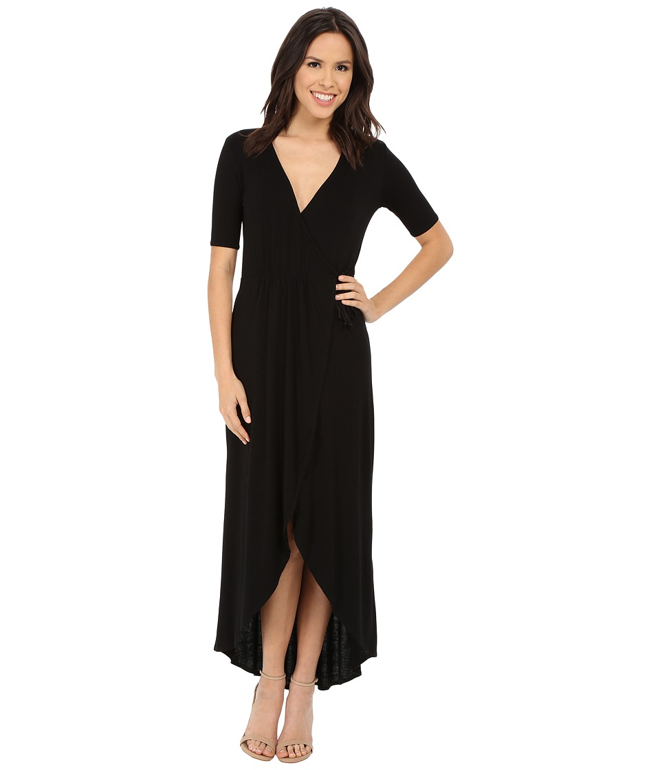 LAmade - Nathalie Maxi (Black) Women's Dress