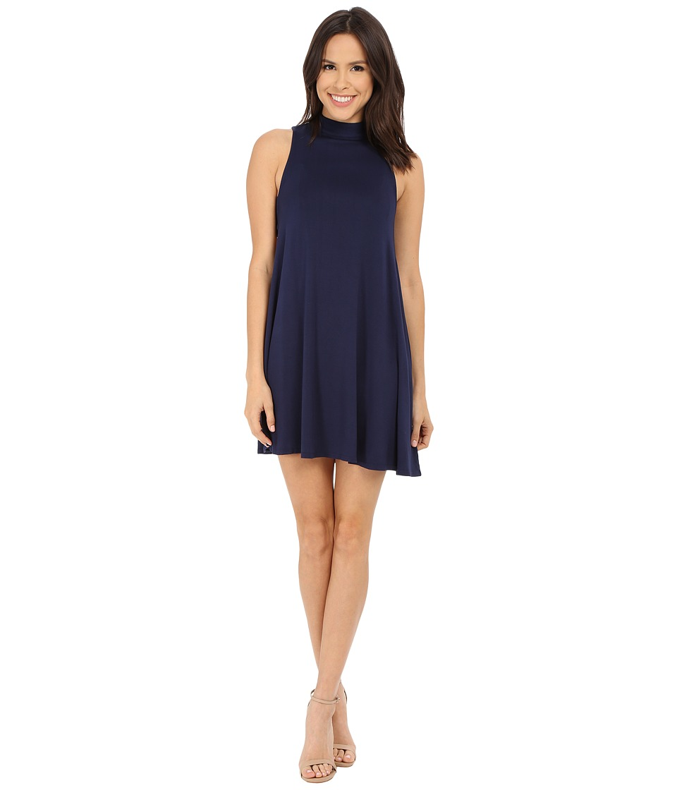 LAmade - Kim Mini Dress (Midnight) Women's Dress