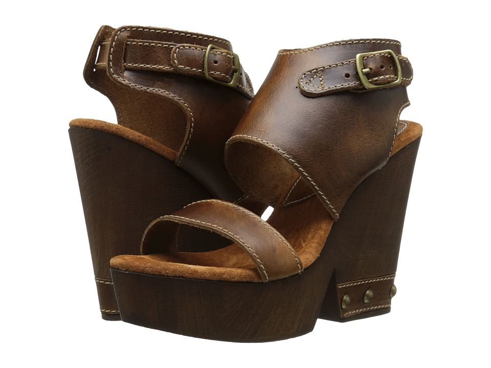 Sbicca Madiera (Camel) High Heels