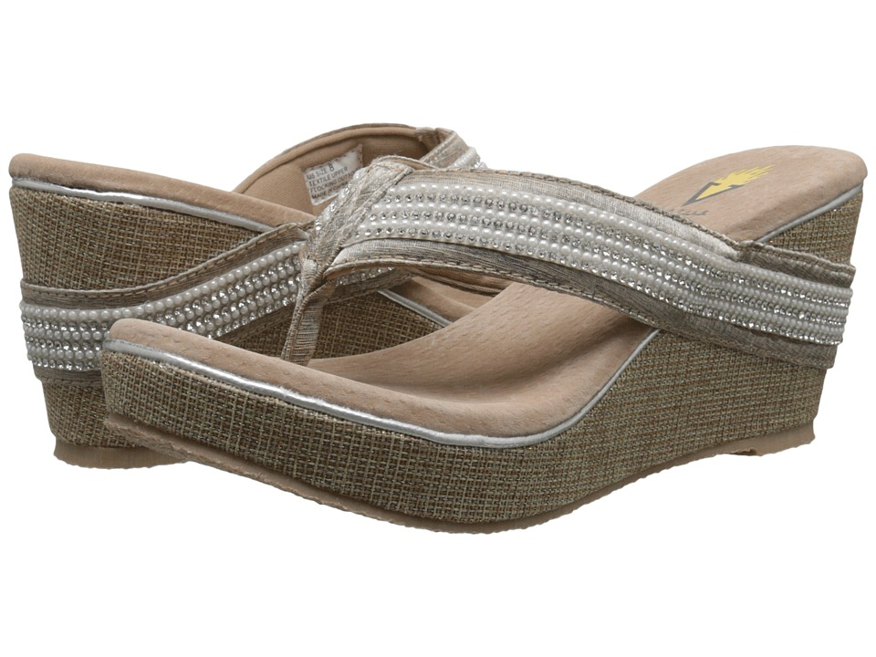 VOLATILE - Holly (Champagne) Women's Sandals