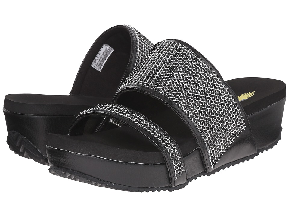 VOLATILE - Pixies (Black) Women's Sandals