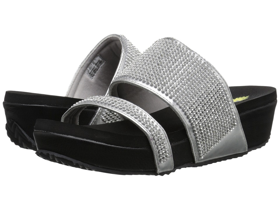 VOLATILE - Pixies (Silver) Women's Sandals