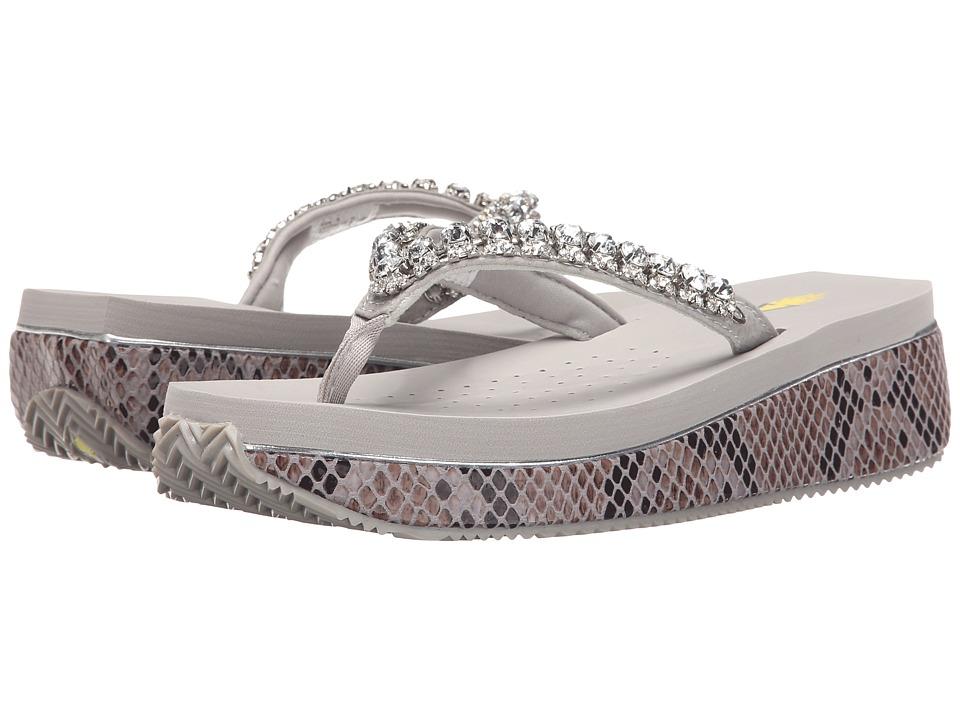 VOLATILE - Susannah (Silver) Women's Sandals