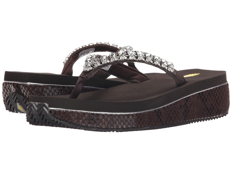 VOLATILE - Susannah (Brown) Women's Sandals
