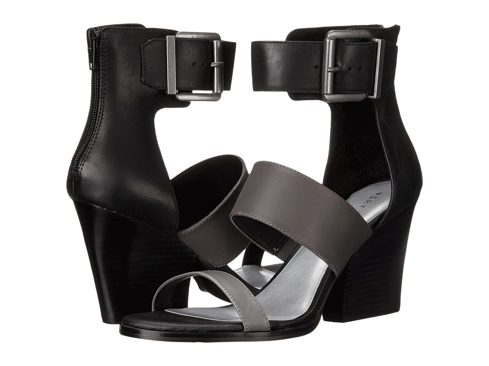 VOLATILE - Serena (Black Multi) High Heels