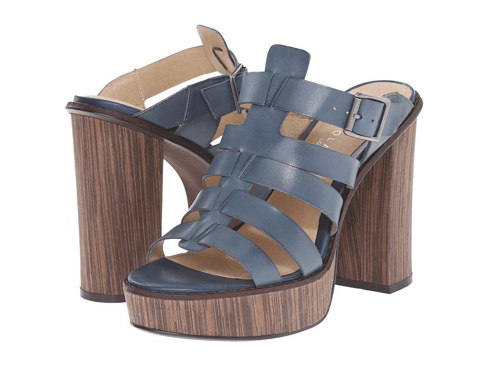 VOLATILE - Steadfast (Navy) High Heels