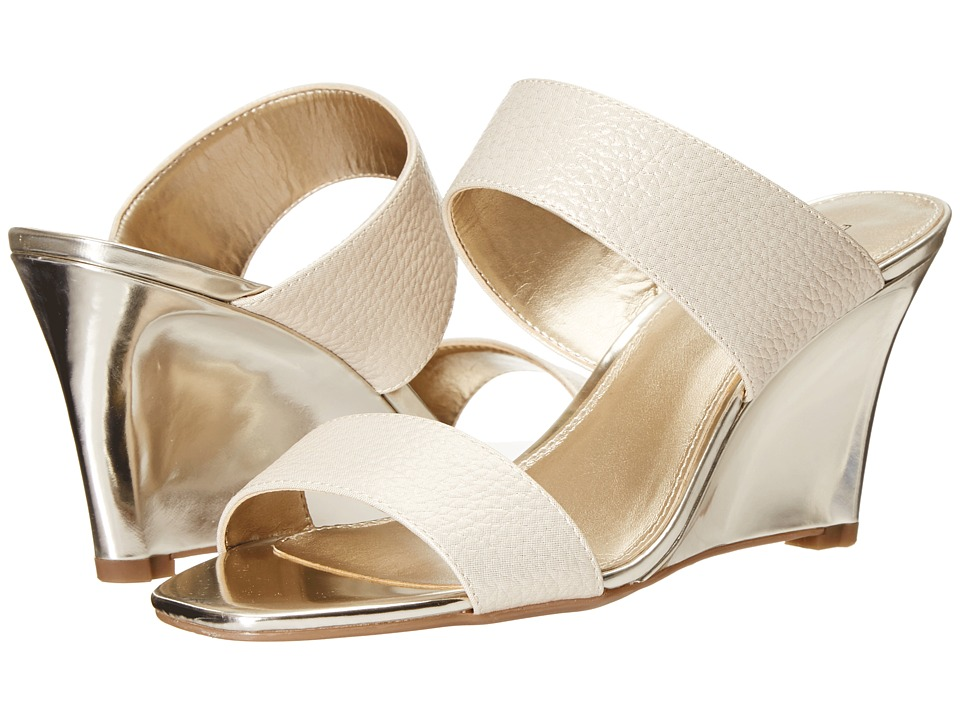 Bandolino Jadzia (Light Gold/Light Gold Synthetic) Women