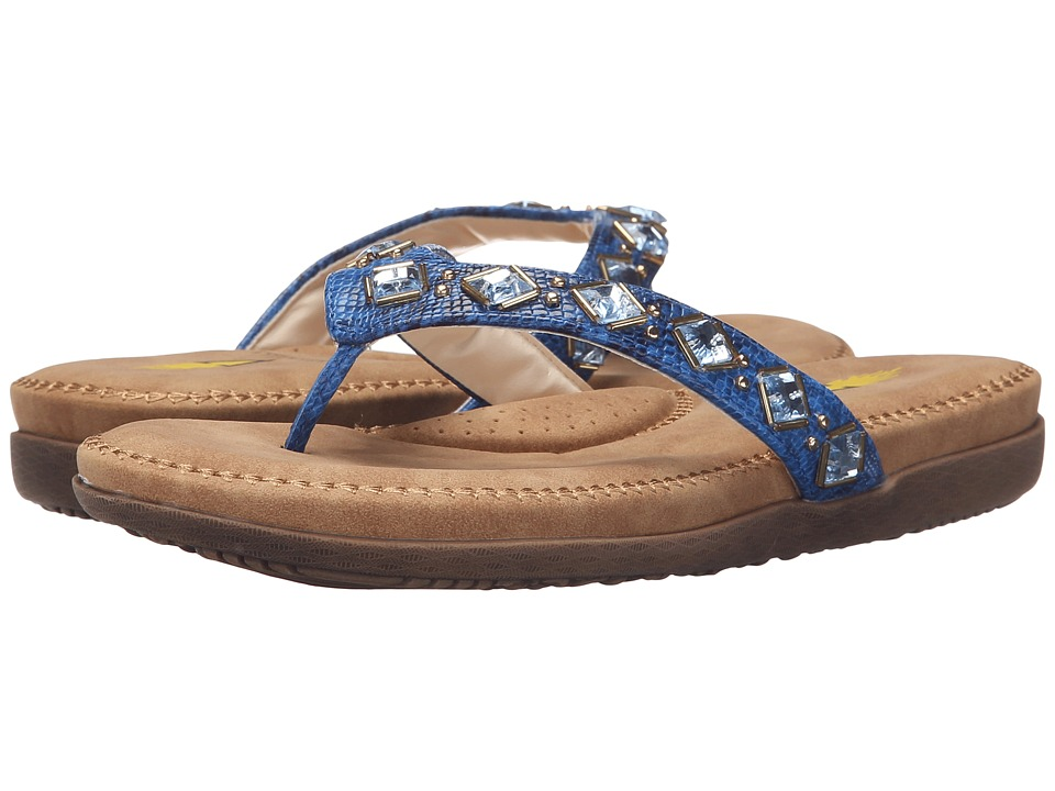 VOLATILE - Morocco (Blue) Women's Sandals