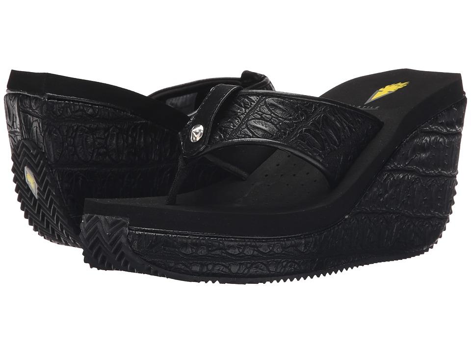 VOLATILE - Iggy (Black) Women's Wedge Shoes