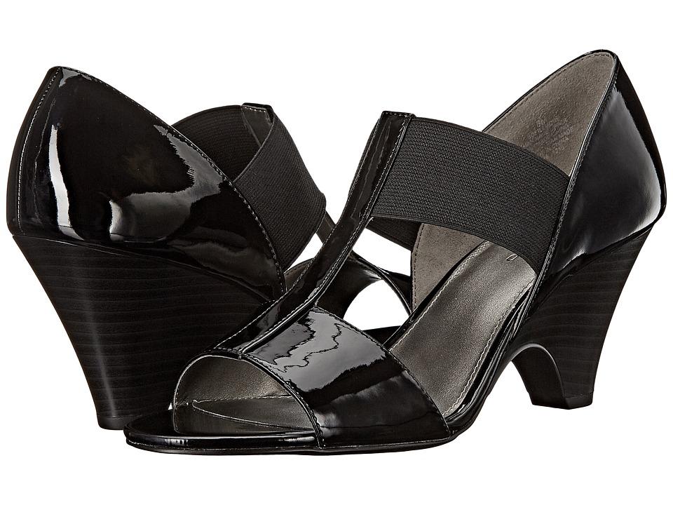 Bandolino - Fillmore (Black Multi Synthetic) Women's Shoes