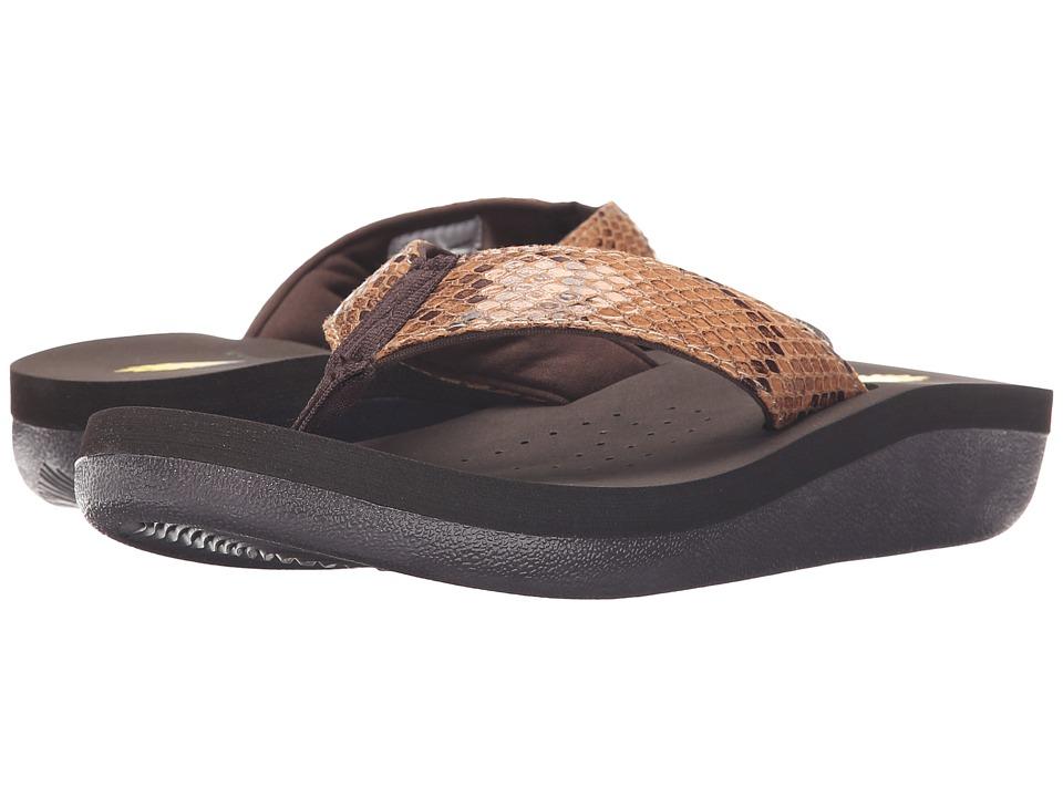 VOLATILE - Sango (Brown) Women's Sandals