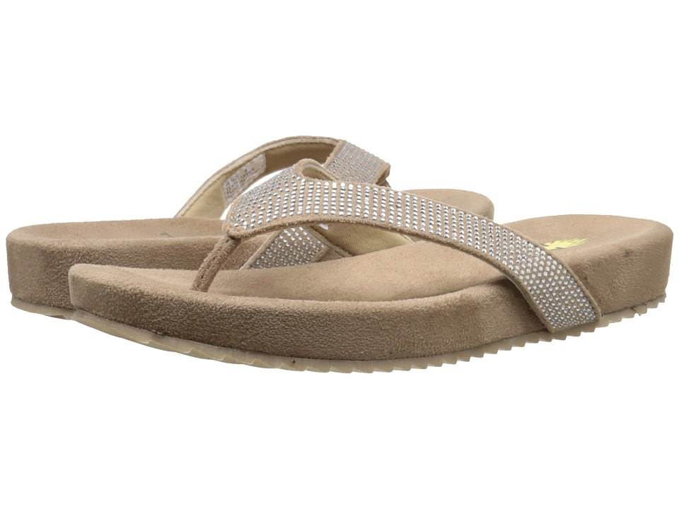 VOLATILE - Jania (Natural) Women's Sandals