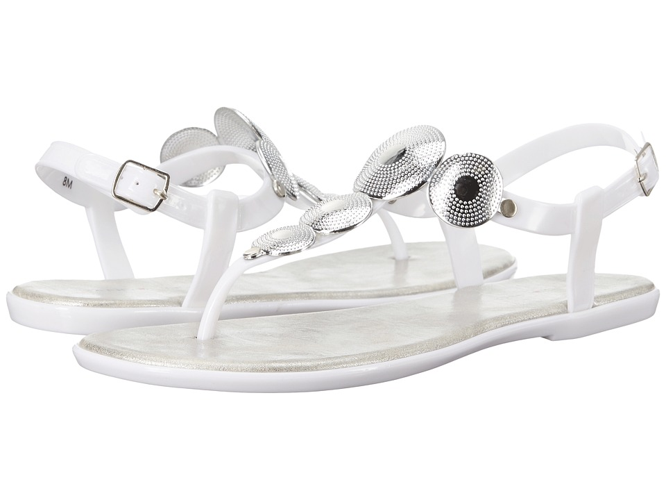 Bandolino - Loocho (White Synthetic) Women's Shoes