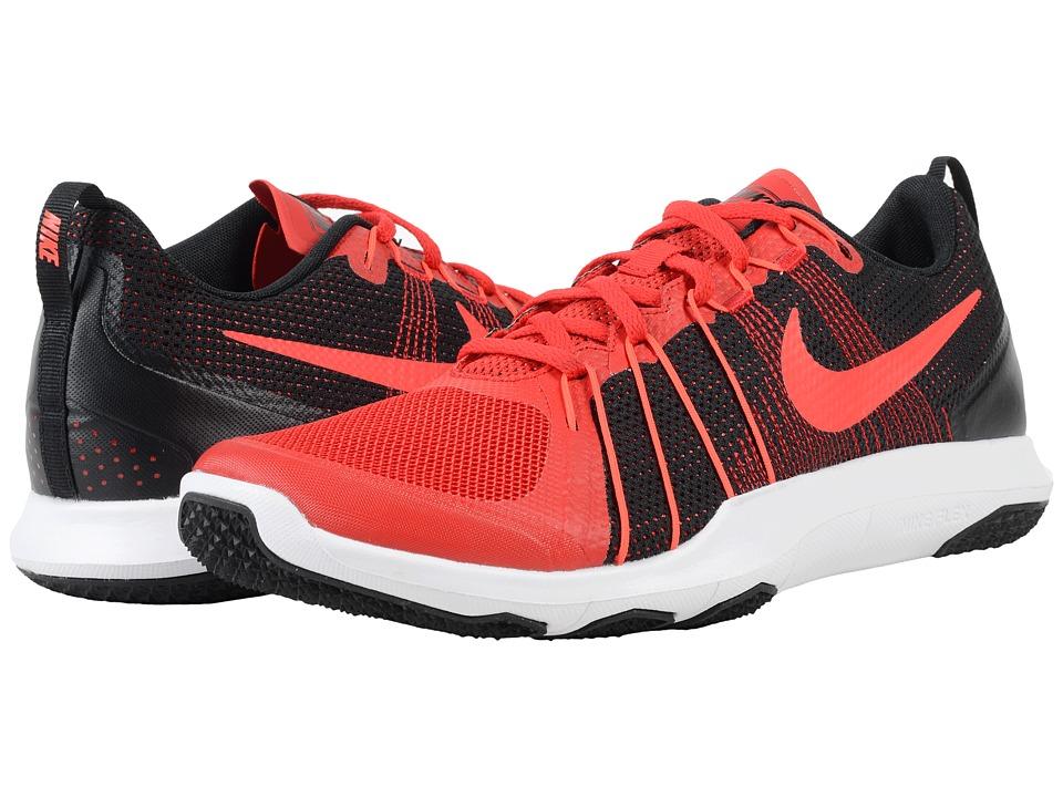 Nike - Flex Train Aver (University Red/Black) Men's Cross Training Shoes