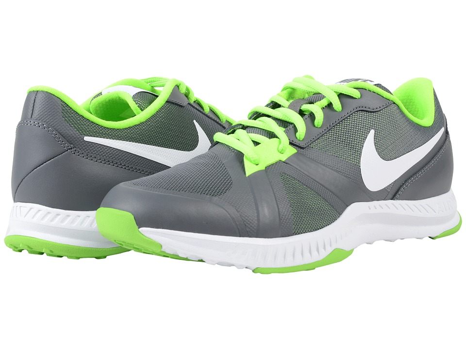 Nike - Air Epic Speed TR (Dark Grey/Electric Green/White) Men's Cross Training Shoes
