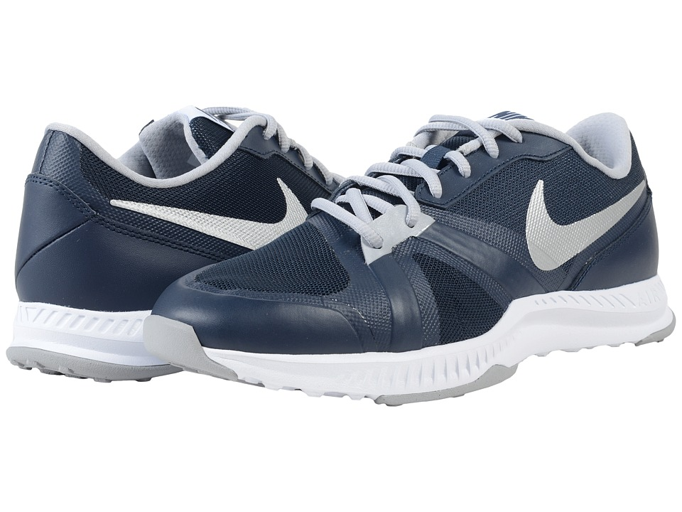 Nike - Air Epic Speed TR (Obsidian/Wolf Grey/Ocean Fog/Metallic Silver) Men's Cross Training Shoes