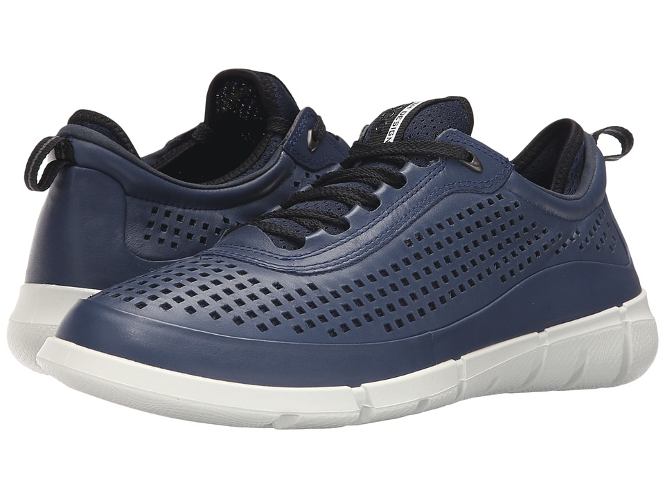 ECCO Sport - Intrinsic Sneaker (True Navy) Men's Shoes