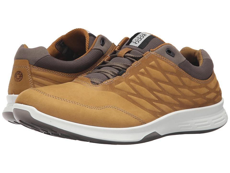 ECCO Sport - Exceed Low (Dried Tobacco) Men's Walking Shoes