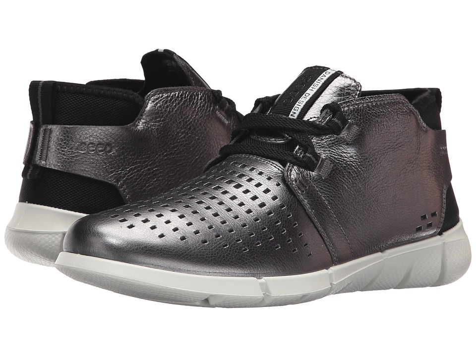 ECCO Sport - Intrinsic Chukka (Dark Shadow Metallic) Women's Shoes