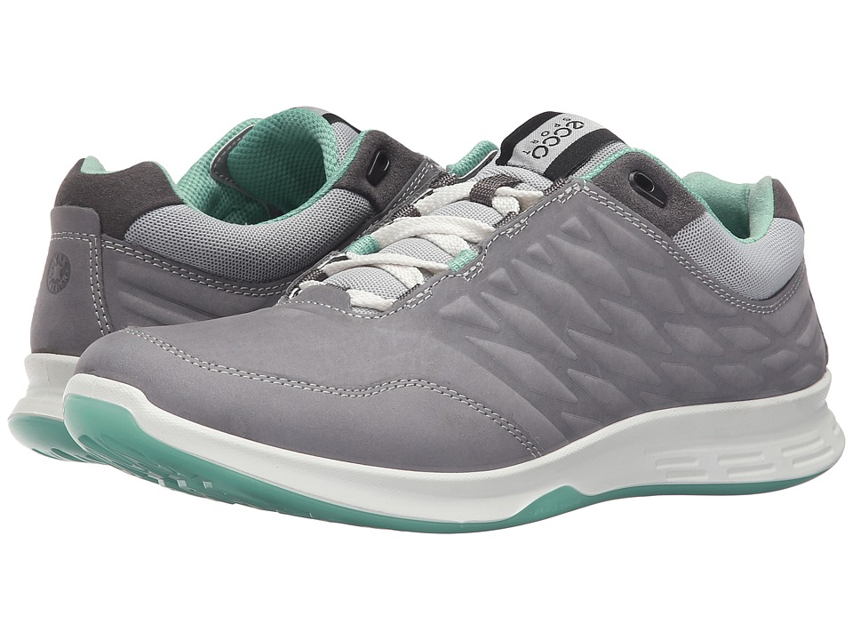 ECCO Sport - Exceed Low (Titanium) Women's Walking Shoes