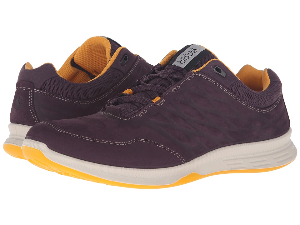 ECCO Sport Exceed Low Mauve Womens Walking Shoes