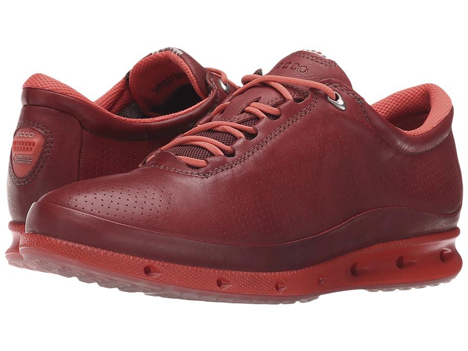 ECCO Sport - ECCO Cool (Port/Coral Blush) Women's Walking Shoes