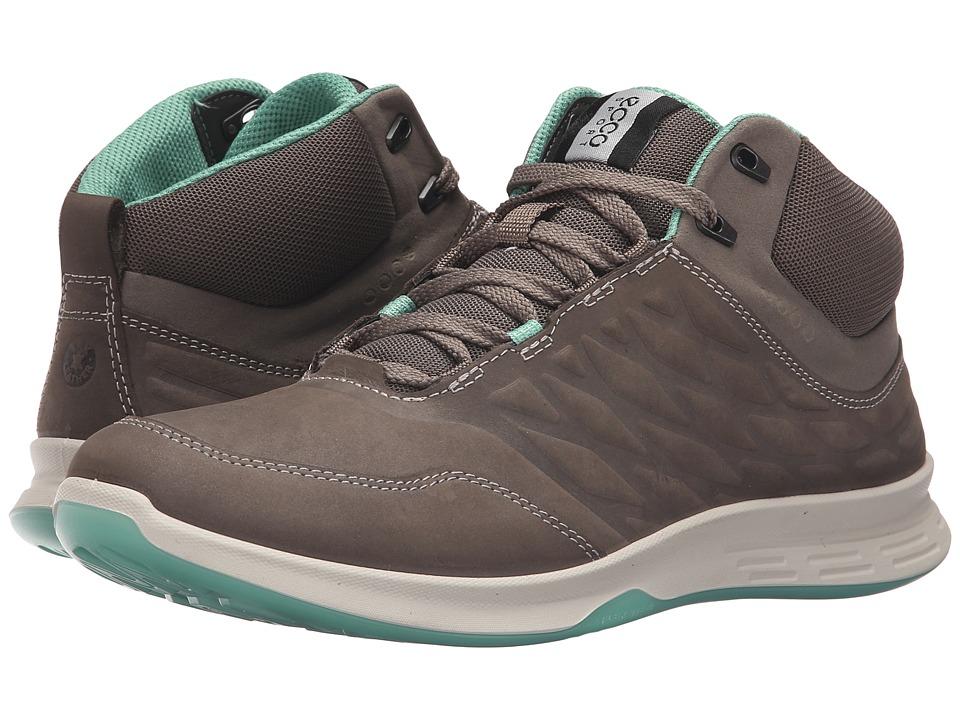 ECCO Sport - Exceed High (Tarmac) Women's Walking Shoes