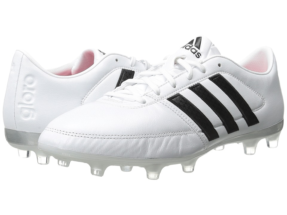 adidas - Gloro 16.1 FG Soccer (White/Black) Men's Cleated Shoes