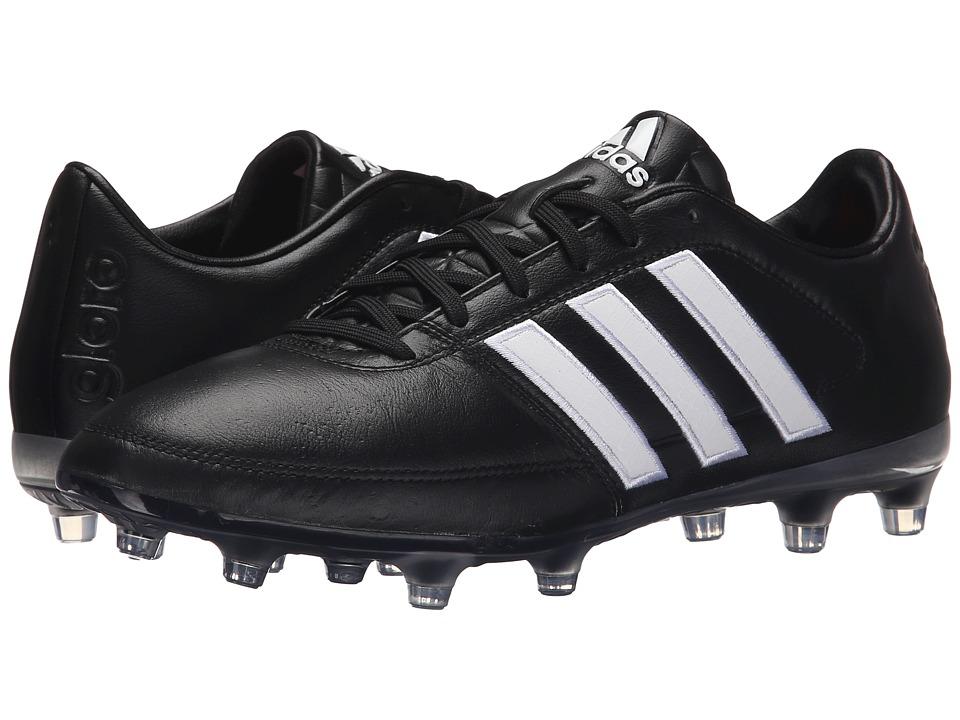 adidas Gloro 16.1 FG Soccer (Black/White) Men
