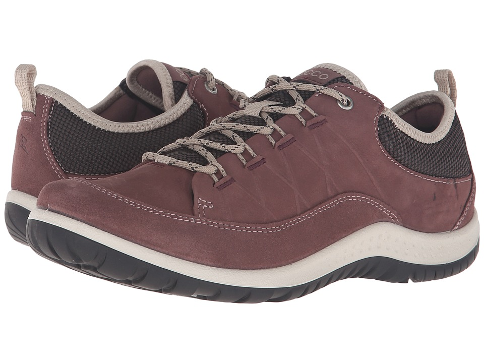 ECCO Sport - Aspina Low (Dusty Purple/Dusty Purple) Women's Walking Shoes