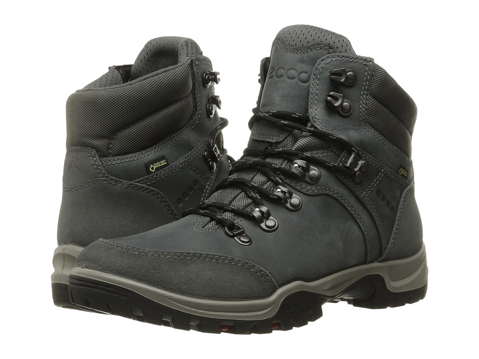 ECCO Sport - Xpedition III GTX (Titanium) Women's Hiking Boots