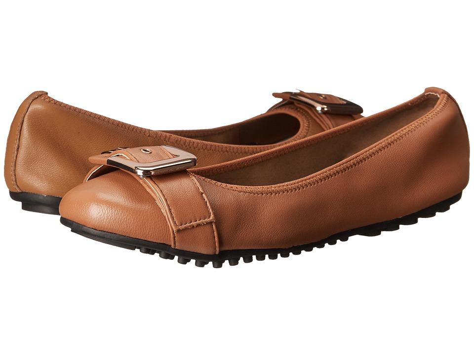 Bella-Vita Twirl (Tan Leather) Women