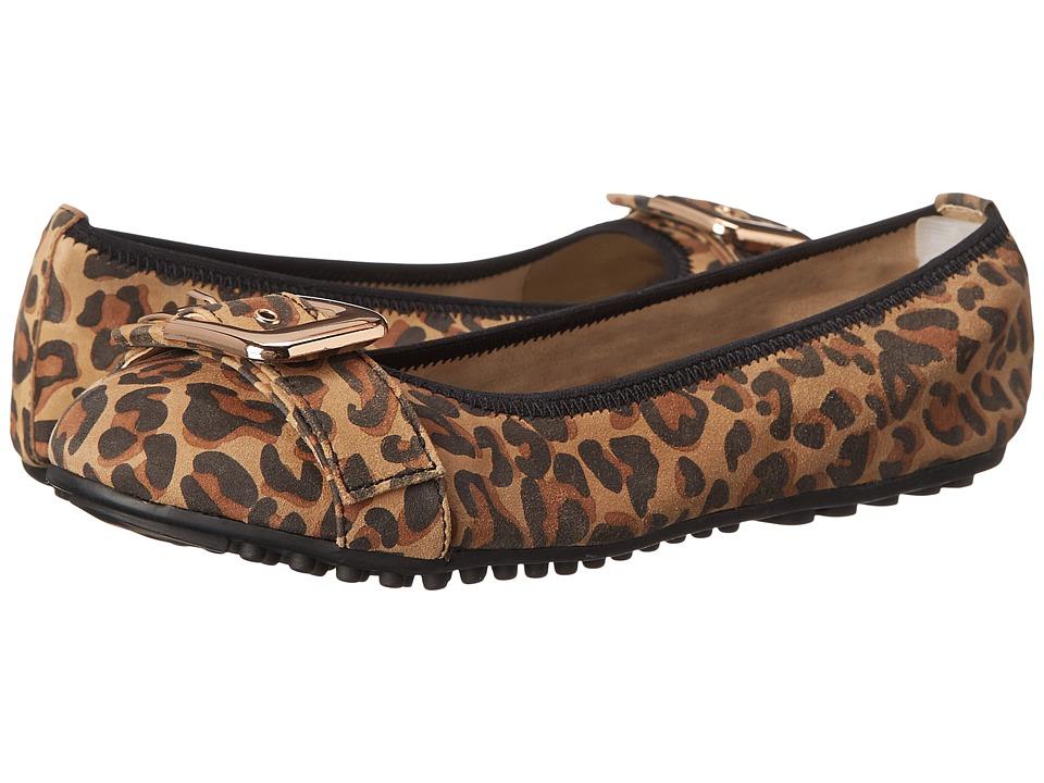 Bella-Vita - Twirl (Leopard Print) Women