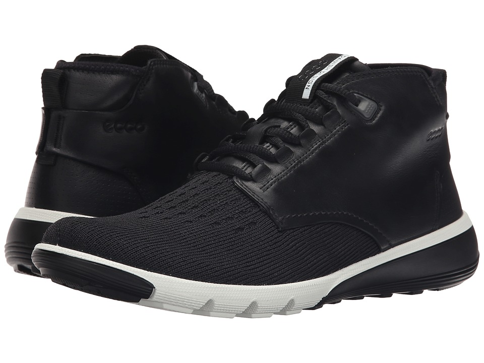 ECCO Sport Intrinsic 2 Boot (Black/Black) Men