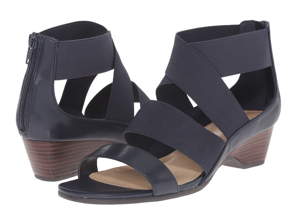 Bella-Vita - Paloma II (Navy) Women's Sandals