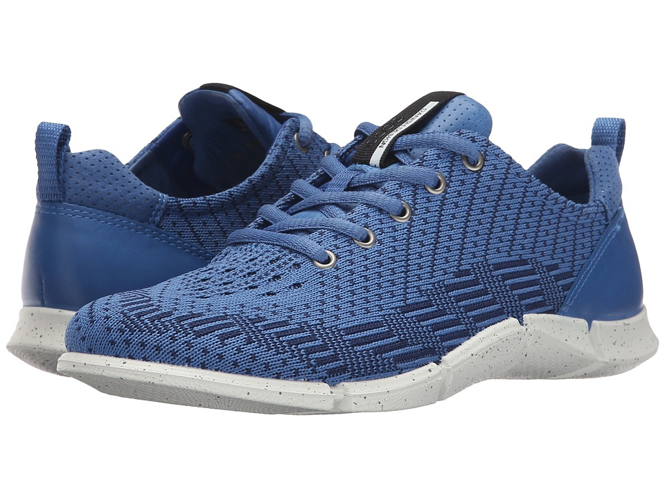 ECCO Sport - Intrinsic Karma Tie (Cobalt/Cobalt Medieval/Cobalt) Women's Lace up casual Shoes