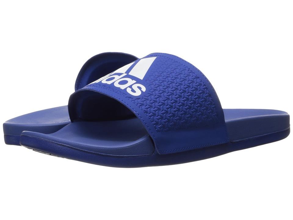 adidas Adilette Supercloud Plus (Collegiate Royal/White) Men