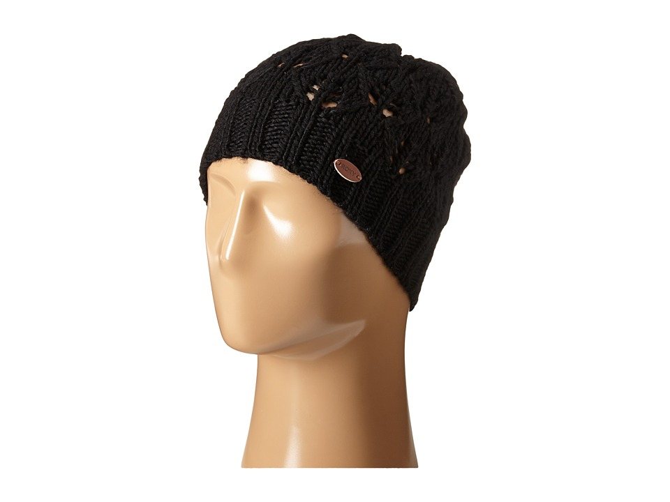 Roxy - Major Break Beanie (True Black) Beanies