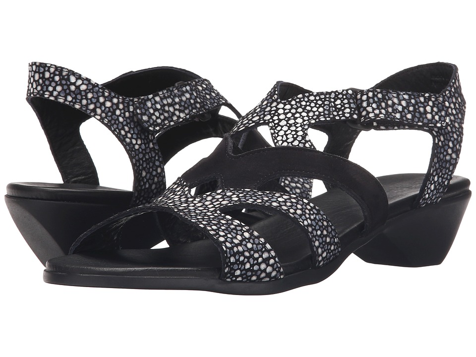 Arche - Obela (Granite/Noir) Women's Sandals